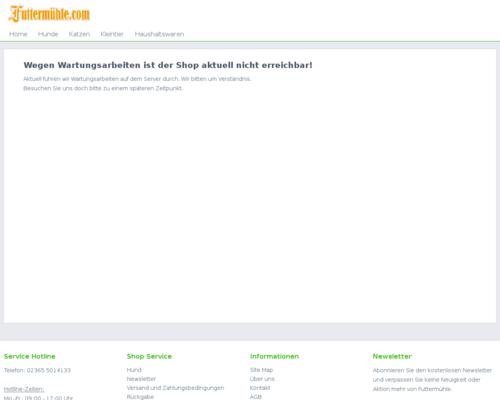 Futtermühle Gutschein