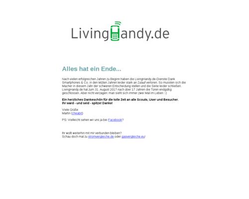 Living Handy Gutschein